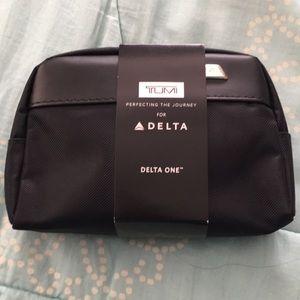 TUMI Amenity Kits; Delta Airline; Delta One
